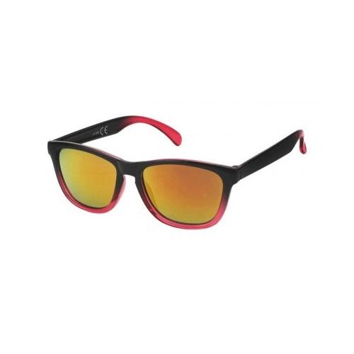 71b2a80f66a6ef Kids Wayfarer Zwart Rood. Home · Shop · Kinder zonnebrillen ...